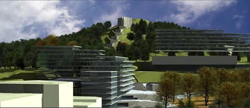 Requalificação do Monte do Picoto - Braga
