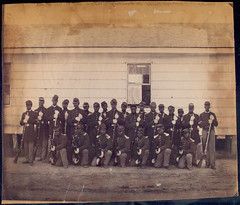 Company of colored troops.
