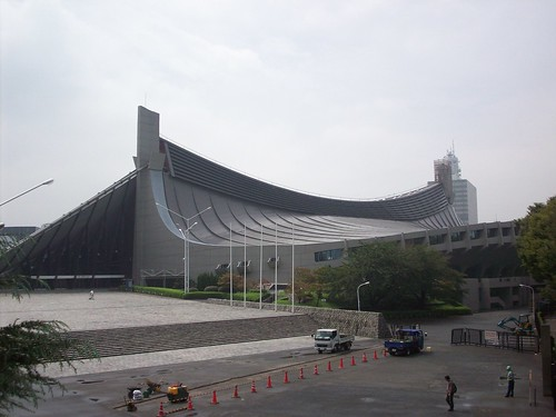 1964 olympic stadium tokyo