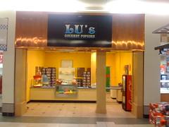 Lu's Gourmet Popcorn - Quail Springs Mall, Edmond, Oklahoma