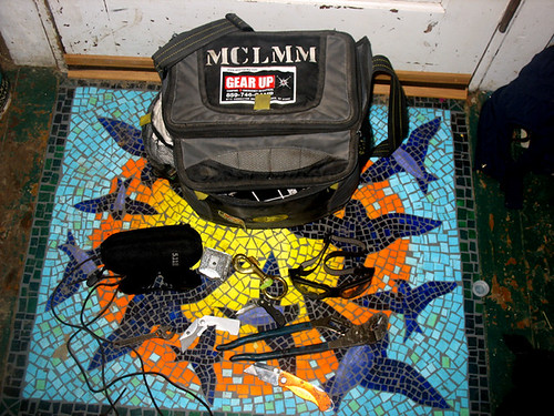My work bag/ My gear