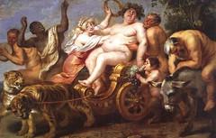 Cornelis de Vos Triumph of Bacchus