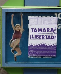 Publicidad complementaria / Complementary marketing (nuielo) Tags: madrid libertad marketing publicidad tamara publicity texto complementario