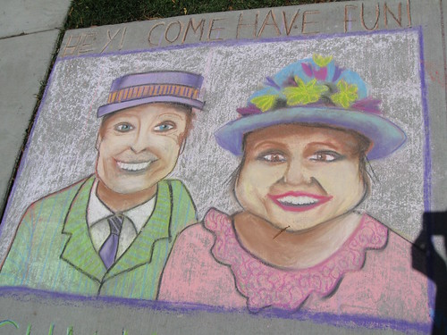 Chalked Billy & Josie, #6