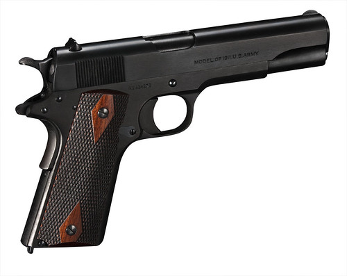 Colt 1911 Black Army