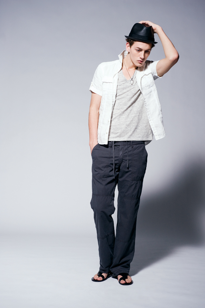 Jakob Hybholt0207_JOSEPH HOMME CASUAL 2011 Spring-Summer Collection(Official)