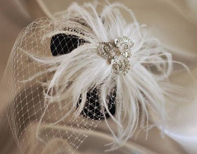 cage veil, Malis Henderson, french net veils, Love Couture Bridal, Maryland bridal accessories