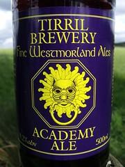 Tirril, Academy Ale, England