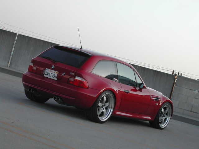 1999 M Coupe | Imola Red | Imola/Black | Kinesis K59