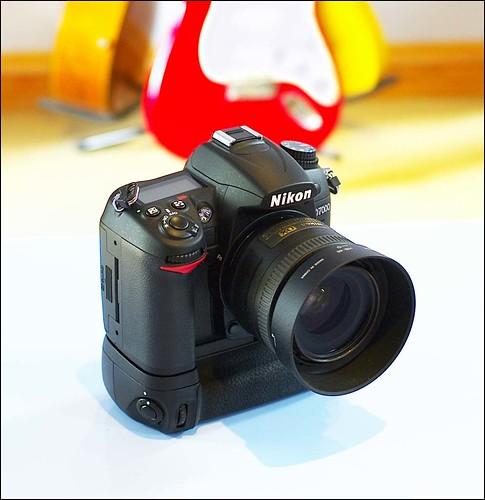 Nikon D7000 35mm f/1.8