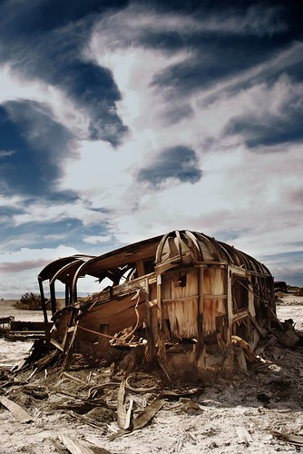 exploration : Salton Sea - Bombay Beach - broken solitude