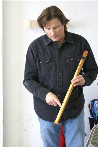 Hopi Flute