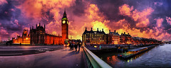 Wesminster, Big Ben, London, England (Batistini Gaston) Tags: uk england london unitedkingdom bigben panoramic londres panoramique wesminster batistini abigfave diamondclassphotographer flickrdiamond theunforgettablepicture eliteimages gbatistini