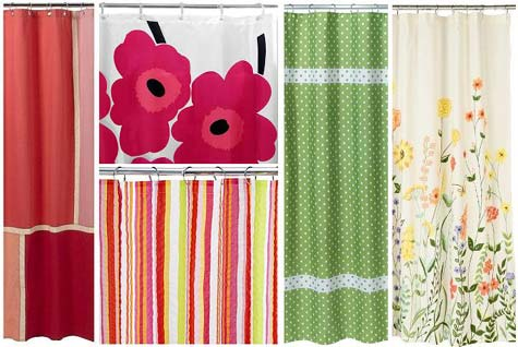 shower curtain roundup | Design
