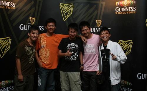 Guinness 9 Ball Tour #
