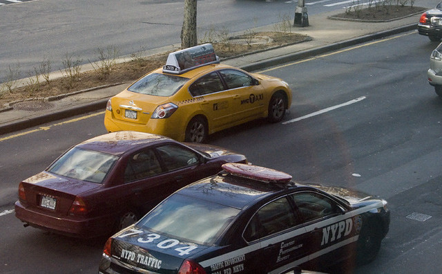 nyc nissan taxi hybrid altima