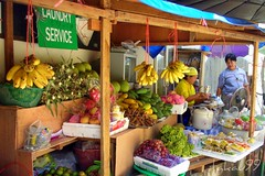 Fruit Store in Phi Phi Island