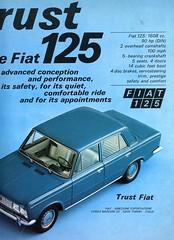 trust the fiat 125