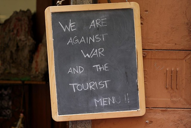 restaurant politics