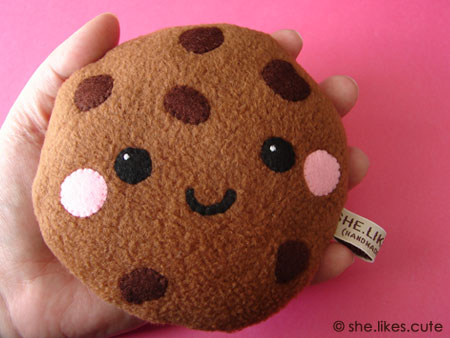shop update: big cookie