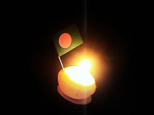 Light in the dark (by ~KaKTaRuA~)