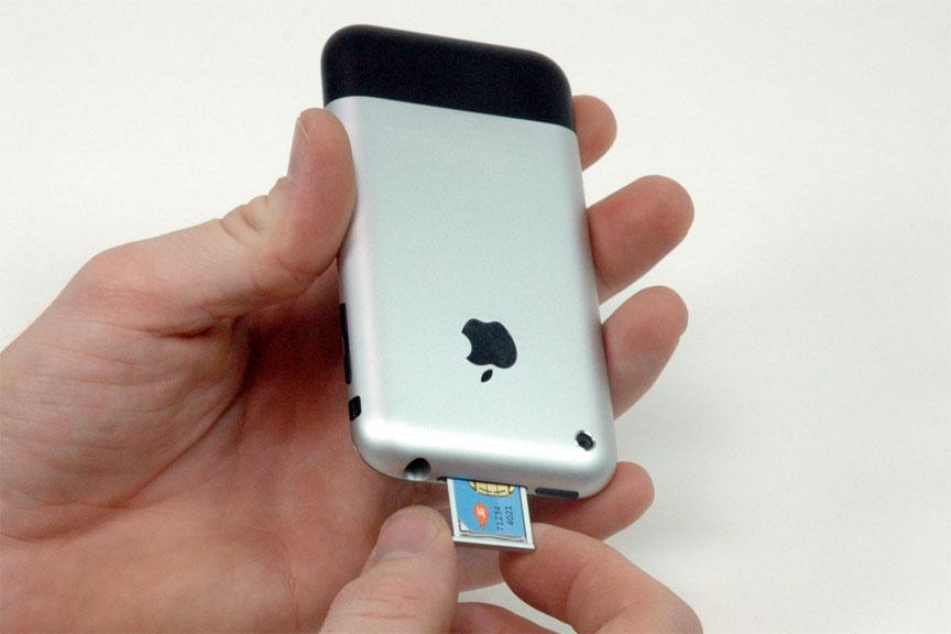 Como abrir un iphone