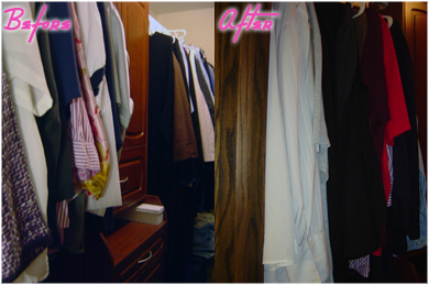 Closet - Front