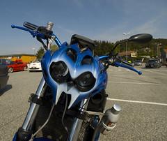 Headlights (Ola Skipevg) Tags: norway nikon mc motorcycle 28 d200 f28 rogaland haugesund 1755 karmy