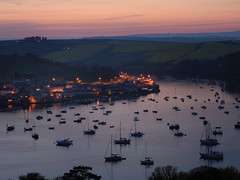 Salcombe from East Portlemouth (tramsteer) Tags: evening sunset salcombe eastportlemouth boats estuary westcountry devon southhams ria kingsbridgeestuary night water uk southwestengland southdevon seascape kingsbridge england tramsteer nikon southcoast nightime coast kingsbidgeestuary nighttime nocturn nocturne nocturnal lowlight shorelines longexposure landscape colour colors