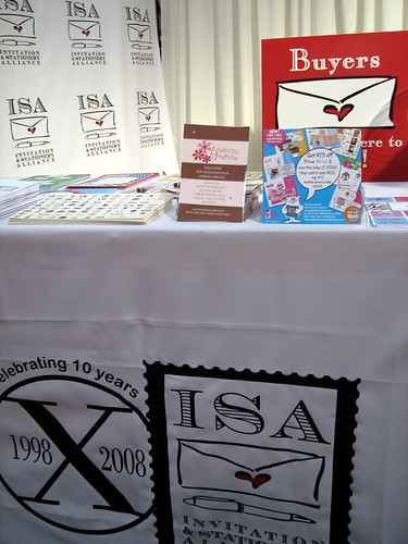 Invitation & Stationery Alliance Booth