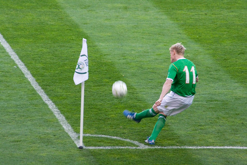 Ireland v Serbia by gordonflood.com, on Flickr