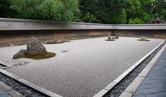 Ryan-ji Zen temple; Kyto (xopherlance) Tags: travel japan geotagged japanesegarden kyoto zen  rockgarden   zenbuddhism rinzai ryanji honsh templeofthepeacefuldragon geo:lon=135718231 earthasia geo:lat=35031331