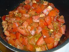 tomato bits