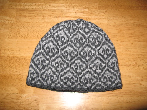 Turkish Patterned Cap