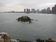The South Tip of Roosevelt Island