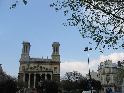 paris, place franz liszt