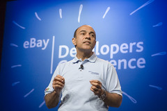 Rajiv Dutta, President of eBay Marketplaces