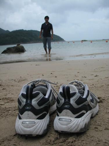He z got big shoes to fill