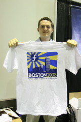FUDcon T-shirt