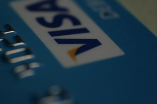 Visa - image by Declan Jewell on Flickr