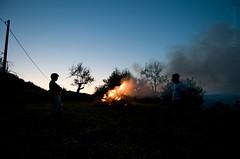 Guardiamo i fuochi (istriano) Tags: santi istria istra istrien vatre istriani 23giugno2008 vigiliadisangiovanni fotodidarioprodan istrians