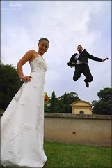 Jump ! (explored) (le) Tags: wedding jump jumping mariage saut sauter marie mari