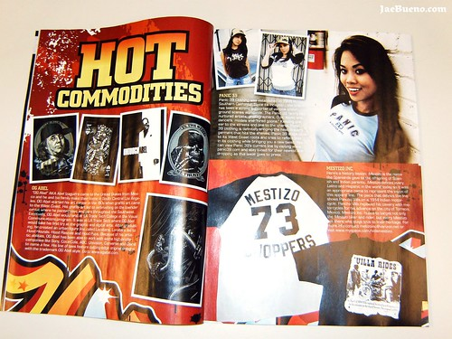 Hot Commodities ~ July/August 2008