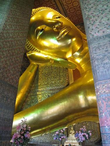 One big Buddha