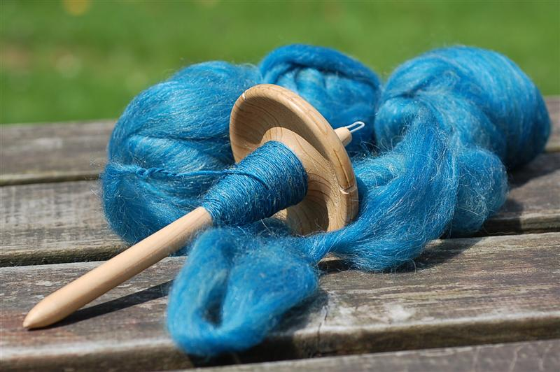 Spindle Spun