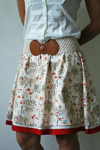My Folklore skirt