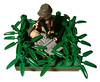 Dead (Battledog) Tags: field grass dead soldier army sad shot lego killed fighting kneeling technique grief moc