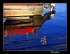 My colorful reflection (Tran_Thaohien) Tags: red abstract color reflection boat colorphotoaward aplusphoto thaohien thebestofday gününeniyisi peachofashot bestofvietbestphoto vietbestphoto photoartbloggroup