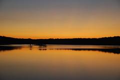 Horn Pond Sunset (mattkarlsson) Tags: sunset ma pond massachusetts horn winchester woburn