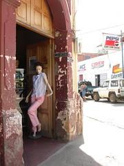 High fashion (rebekahnn) Tags: mannequin fashion nicaragua centralamerica centroamerica ocotal